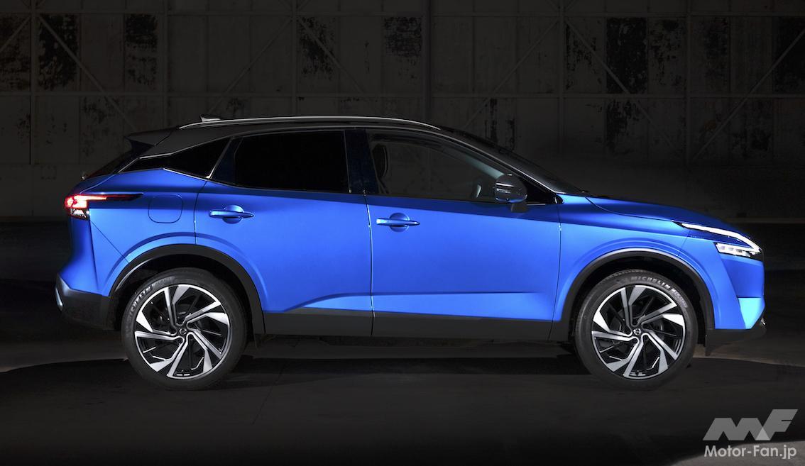 「日産SUV全14モデル マグナイト、キックス、エクストレイルから全長5.3m超のパトロールまで多彩な顔ぶれ」の17枚目の画像