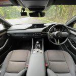 MAZDA3 SKYACTIV-X搭載モデルを新車購入 ルーフにシャークフィンがないのが美しい!が、がっかりポイントも… - IMG_4758
