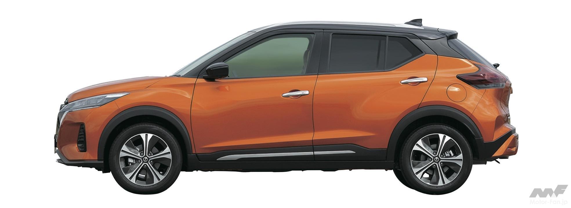 「日産SUV全14モデル マグナイト、キックス、エクストレイルから全長5.3m超のパトロールまで多彩な顔ぶれ」の13枚目の画像