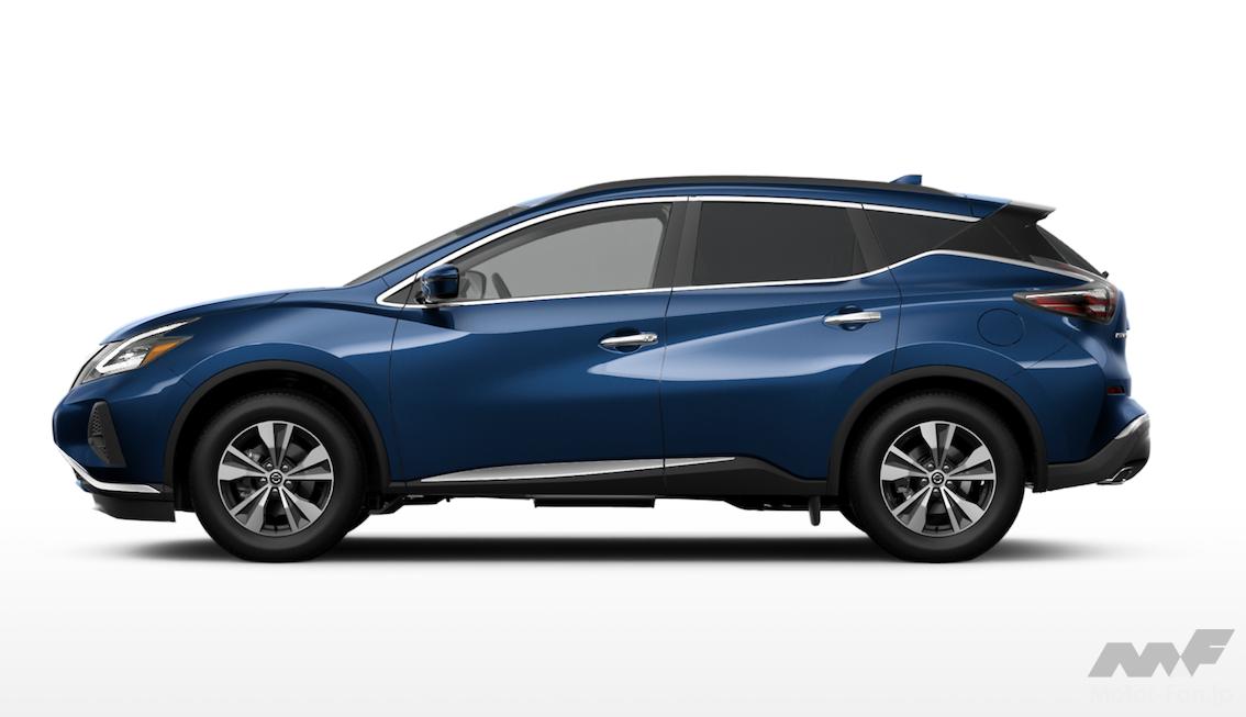 「日産SUV全14モデル マグナイト、キックス、エクストレイルから全長5.3m超のパトロールまで多彩な顔ぶれ」の25枚目の画像