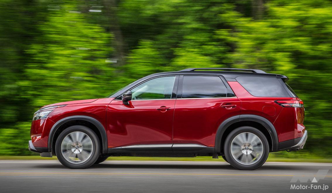 「日産SUV全14モデル マグナイト、キックス、エクストレイルから全長5.3m超のパトロールまで多彩な顔ぶれ」の32枚目の画像