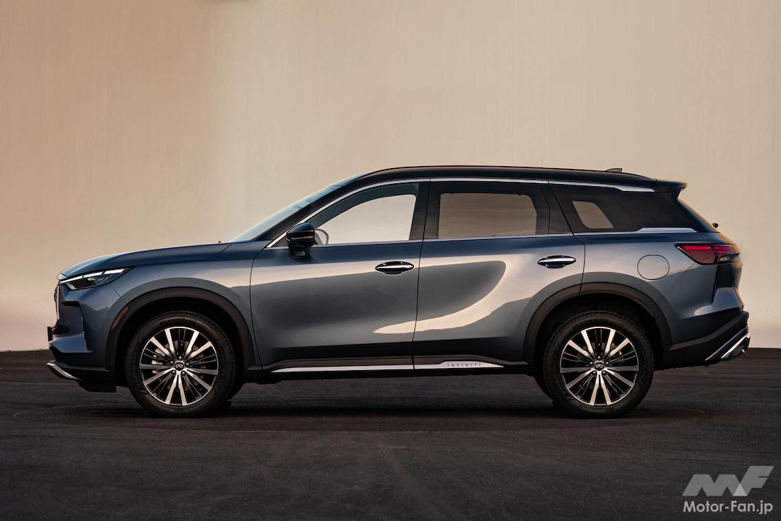 「日産SUV全14モデル マグナイト、キックス、エクストレイルから全長5.3m超のパトロールまで多彩な顔ぶれ」の35枚目の画像