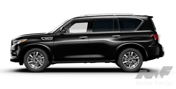 「日産SUV全14モデル マグナイト、キックス、エクストレイルから全長5.3m超のパトロールまで多彩な顔ぶれ」の42枚目の画像