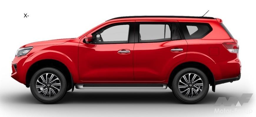「日産SUV全14モデル マグナイト、キックス、エクストレイルから全長5.3m超のパトロールまで多彩な顔ぶれ」の5枚目の画像