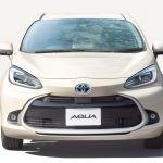 新型「トヨタ・アクア」登場! 新ハイブリッドシステム採用により燃費は20%アップの35.8km/Lを実現 - TOYOTA_AQUA_3