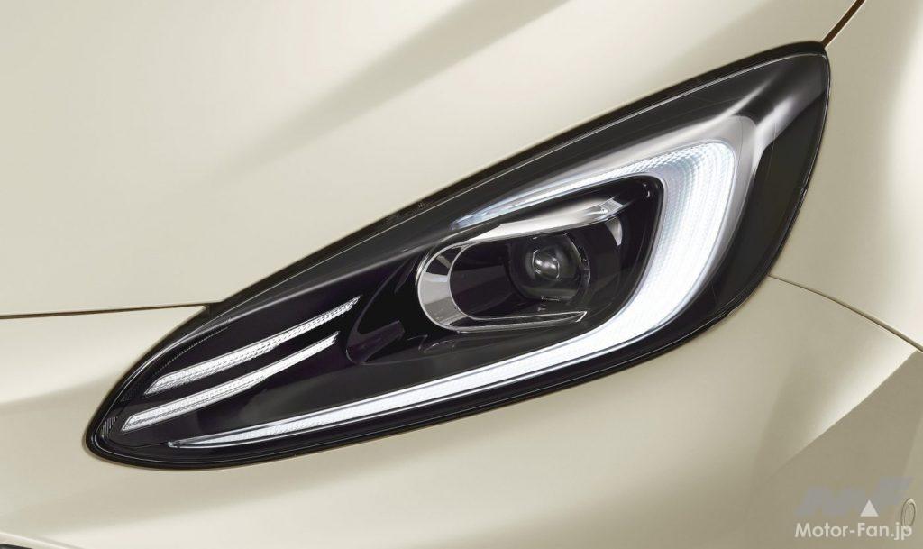 Bi-Beam LEDヘッドランプ デイライト点灯時