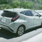 新型「トヨタ・アクア」登場! 新ハイブリッドシステム採用により燃費は20%アップの35.8km/Lを実現 - TOYOTA_AQUA_4