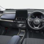 新型「トヨタ・アクア」登場! 新ハイブリッドシステム採用により燃費は20%アップの35.8km/Lを実現 - TOYOTA_AQUA_6