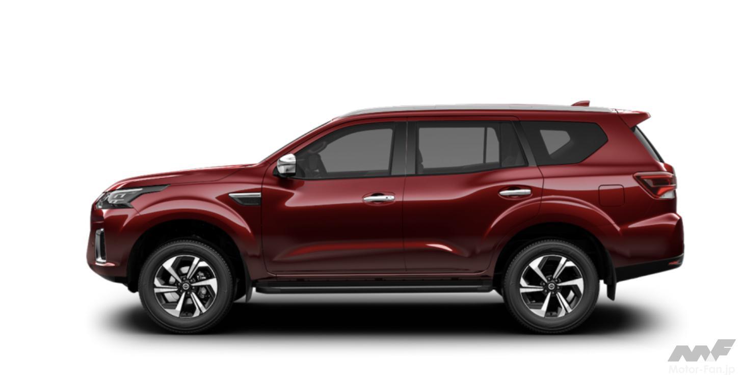 「日産SUV全14モデル マグナイト、キックス、エクストレイルから全長5.3m超のパトロールまで多彩な顔ぶれ」の30枚目の画像