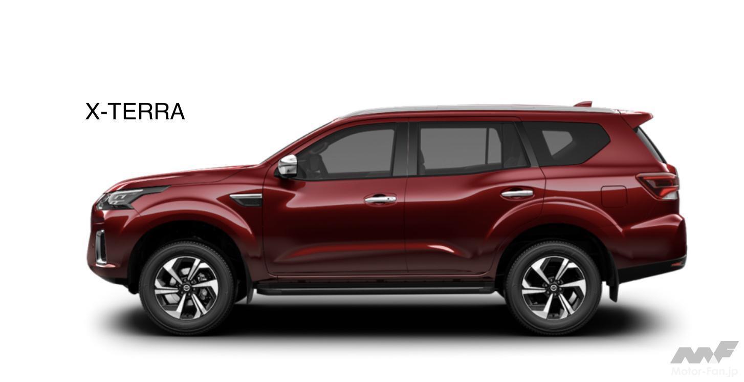 「日産SUV全14モデル マグナイト、キックス、エクストレイルから全長5.3m超のパトロールまで多彩な顔ぶれ」の31枚目の画像