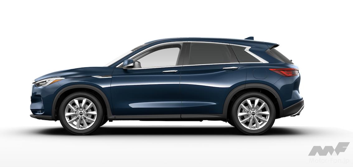 「日産SUV全14モデル マグナイト、キックス、エクストレイルから全長5.3m超のパトロールまで多彩な顔ぶれ」の21枚目の画像