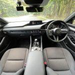 MAZDA3 SKYACTIV-X搭載モデルを新車購入 後席はちょっとばかり物足りない(ゴルフ7と比較して) - A