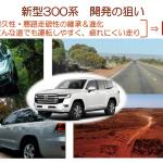 大ヒットの予感!価格は510万円〜 トヨタ新型ランドクルーザー(300系)日本でも発売! 新開発3.3ℓV6ディーゼルも - B