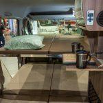 【このキャンピングカーが欲しい!】軽キャンパーに二段ベッド! 4名乗車・4名就寝が可能に   カスタムセレクト・ロードセレクトコンパクト - CUSTOM SELECT_ROAD COMPACT_6