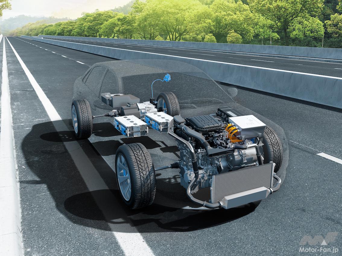 「自動車開発の最前線ではなにが起きているか? 「BEV開発」「Dx化」のキーワードを読み解く」の8枚目の画像
