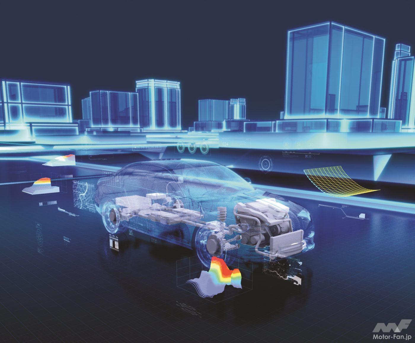 「自動車開発の最前線ではなにが起きているか? 「BEV開発」「Dx化」のキーワードを読み解く」の4枚目の画像