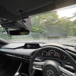 MAZDA3 SKYACTIV-X搭載モデルを新車購入「雨の日のMAZDA3の視界は絶品だ」アダプティブLEDヘッドライト(ALH)で夜も安心だ - IMG_4947