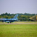 航空自衛隊:茨城空港/百里基地で「F-2戦闘機」などを見学&周辺探索、『防衛百景』の現場を見に行く - 01_F2