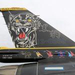 『スペマ』のF-2戦闘機 「第8飛行隊 60周年記念塗装機」を間近に見る 『防衛百景』の現場から - 03_7J1A7210