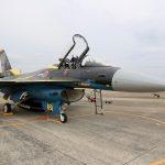 『スペマ』のF-2戦闘機 「第8飛行隊 60周年記念塗装機」を間近に見る 『防衛百景』の現場から - 05_7J1A7222
