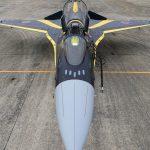 『スペマ』のF-2戦闘機 「第8飛行隊 60周年記念塗装機」を間近に見る 『防衛百景』の現場から - 06_7J1A7225