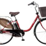 電動アシスト自転車おすすめ人気ランキング10選 価格比較 - パナソニック ビビ・DX BE-ELD636