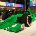 レゴ50万個以上! 世界で最も大きなF1カー サウジアラビアGPの盛り上げでレゴブリックF1カーの製作 - DSC00243
