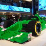 レゴ50万個以上! 世界で最も大きなF1カー サウジアラビアGPの盛り上げでレゴブリックF1カーの製作 - DSC00244