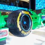 レゴ50万個以上! 世界で最も大きなF1カー サウジアラビアGPの盛り上げでレゴブリックF1カーの製作 - DSC00246