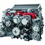 スバル新型WRX 2.4ℓBOXERターボは意外と控え目? - EJ20