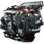 スバル新型WRX 2.4ℓBOXERターボは意外と控え目? - EJ207