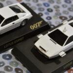 「カーチェイスにパワーはいらない」007 ボンドカー小考察・その2 ロータス・エスプリ/アストンマーティンDBS - Esprit_2