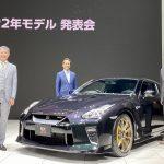 これはまさかの最終モデル?! 特別仕様車は100台限定!日産GT-R(R35)の2022年モデル発表 開発者にいろいろ訊いてみる - IMG_5202