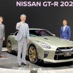 これはまさかの最終モデル?! 特別仕様車は100台限定!日産GT-R(R35)の2022年モデル発表 開発者にいろいろ訊いてみる - IMG_5220