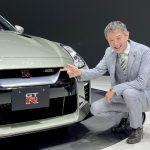 これはまさかの最終モデル?! 特別仕様車は100台限定!日産GT-R(R35)の2022年モデル発表 開発者にいろいろ訊いてみる - IMG_5223