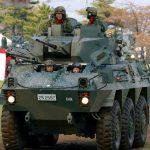 「87式偵察警戒車」戦車戦闘の耳目となる装備、25mm機関砲を装備した威力偵察実行車両 - big_4563489_202101291814130000001