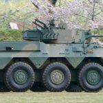 「87式偵察警戒車」戦車戦闘の耳目となる装備、25mm機関砲を装備した威力偵察実行車両 - big_4563491_202101291814570000001