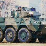 「87式偵察警戒車」戦車戦闘の耳目となる装備、25mm機関砲を装備した威力偵察実行車両 - big_4563493_202101291815410000001