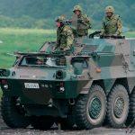 「87式偵察警戒車」戦車戦闘の耳目となる装備、25mm機関砲を装備した威力偵察実行車両 - big_4563495_202101291816150000001