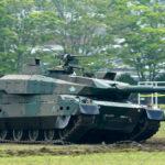陸上自衛隊:最新世代戦車「10式戦車」の性能①、ヒトマルの機動力に注目する - 01_7J1A3456