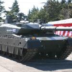 陸上自衛隊:最新世代戦車「10式戦車」の性能①、ヒトマルの機動力に注目する - 04_IMG_6843