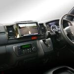 ハイエースに8型大画面ナビを美しくインストール カナテクス TBX-Y025 【CAR MONO図鑑】 - 3-3
