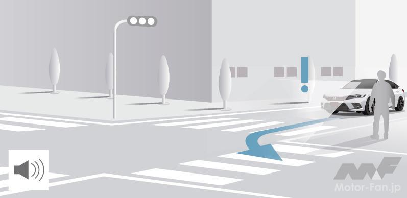 「ホンダの全方位安全運転支援システム『Honda SENSING 360(ホンダ センシング サンロクマル)』は、2022年中国発売から適用開始」の9枚目の画像