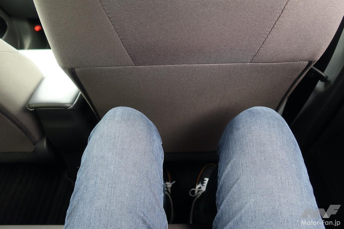 「トヨタ・アクア | 圧巻の燃費、静かで広い。ヤリスでなくアクアを選ぶ理由」の8枚目の画像