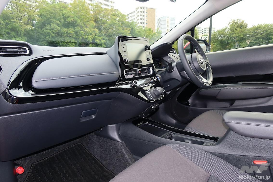 「トヨタ・アクア | 圧巻の燃費、静かで広い。ヤリスでなくアクアを選ぶ理由」の17枚目の画像