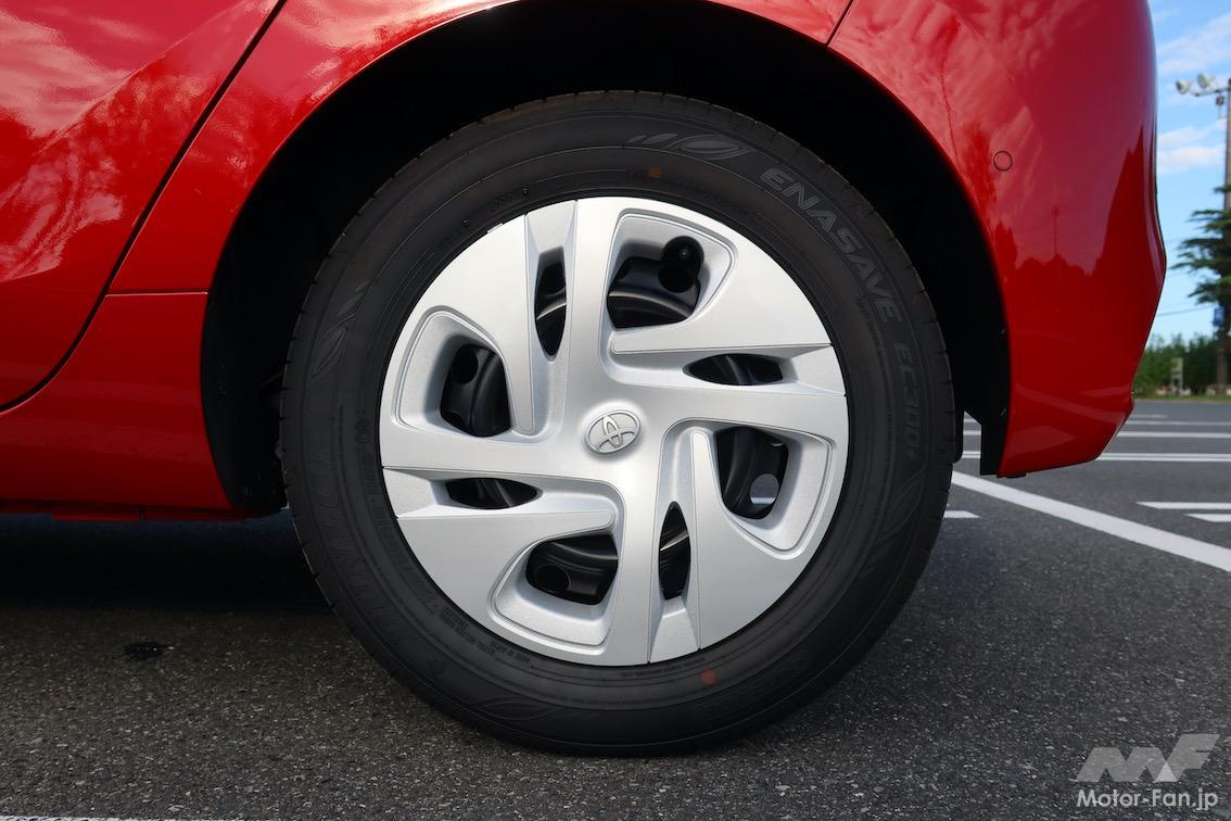 「トヨタ・アクア | 圧巻の燃費、静かで広い。ヤリスでなくアクアを選ぶ理由」の35枚目の画像