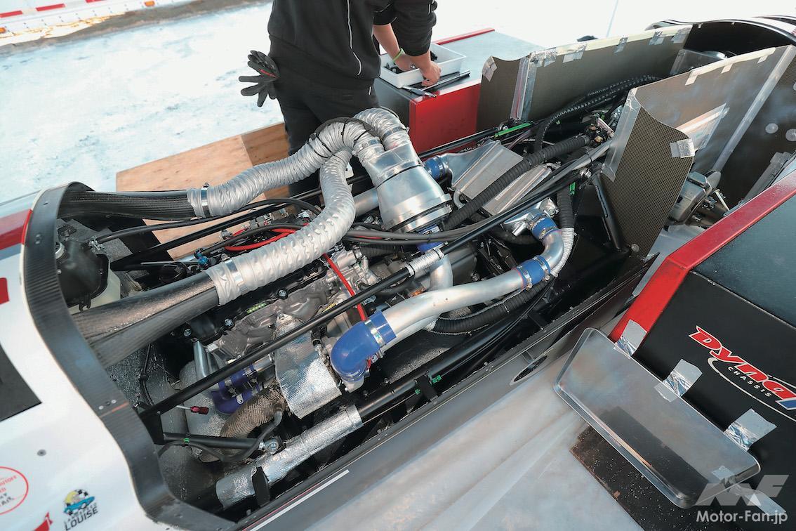 「軽自動車ホンダS660のエンジンで最高速421.595km/h! 254ps 1万rpmまで回る!」の7枚目の画像