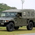 陸上自衛隊:多目的に使える人員輸送用車両「高機動車(コウキ)」のすごい実力 民生用はあのトヨタ・メガクルーザー - big_4567317_202009251953550000001