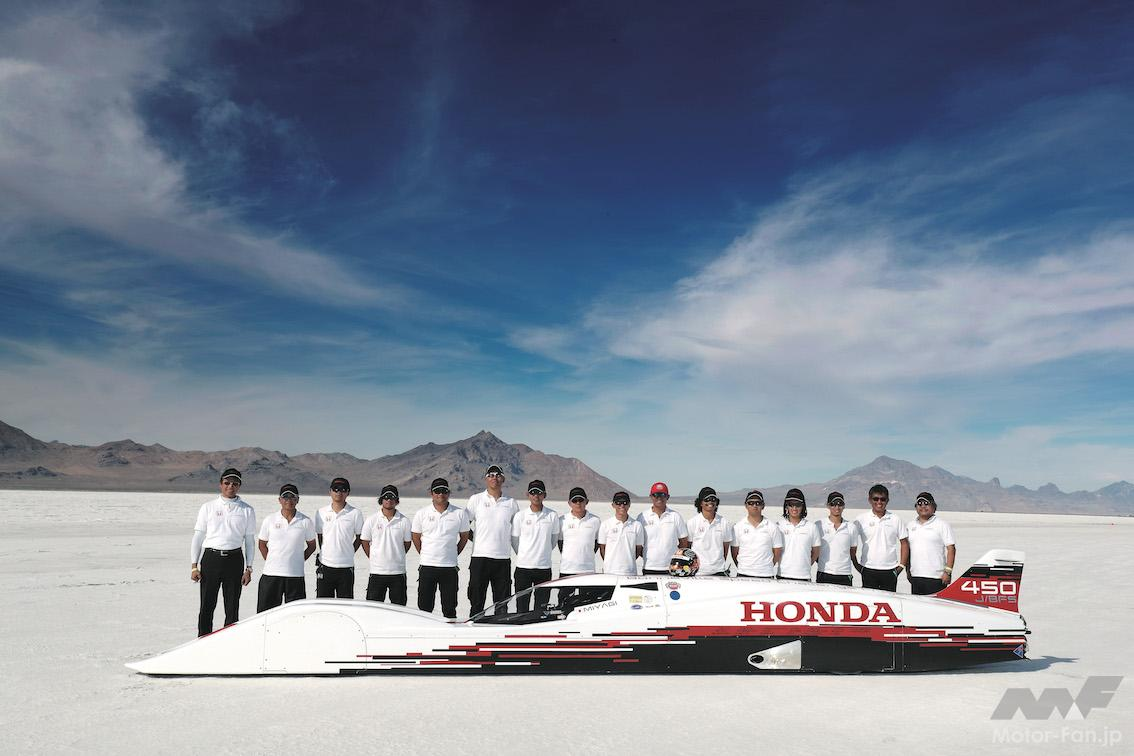 「軽自動車ホンダS660のエンジンで最高速421.595km/h! 254ps 1万rpmまで回る!」の15枚目の画像