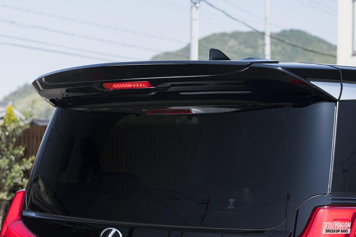 「【トヨタ・アルファード&ヴェルファイア】レクサスLM仕様が急増中! こんな風に乗りこなしたい」の2枚めの画像
